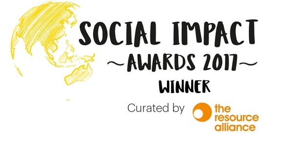 Resource Alliance Social Impact Awards 2017