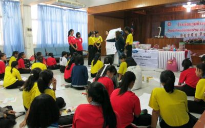 Preparing 442 Rural Girls for Success: Our Partnership with Ford Thailand