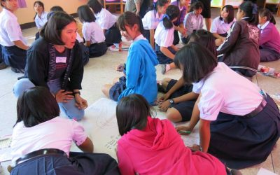 Guiding 109 Underprivileged Girls to Pursue Bright Futures: a Project Supported by Socialgiver