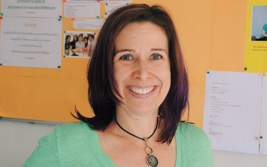 Volunteer Spotlight: Robin Hudson