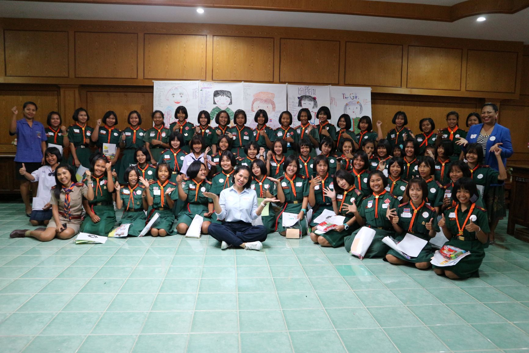 "The Better Me Project for Girls ""Preparing for Success"""