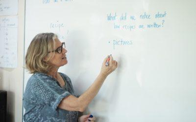 Q&A With Volunteer Teacher, Fiona Hamilton