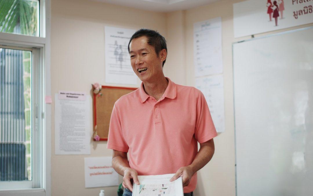 Q&A with Suppapong Sooksangchaya (Lek)